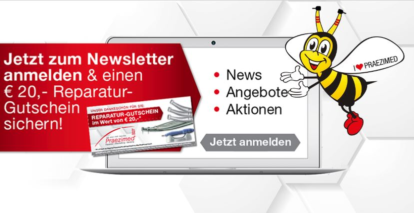 Praezimed Service GmbH - Newsletter